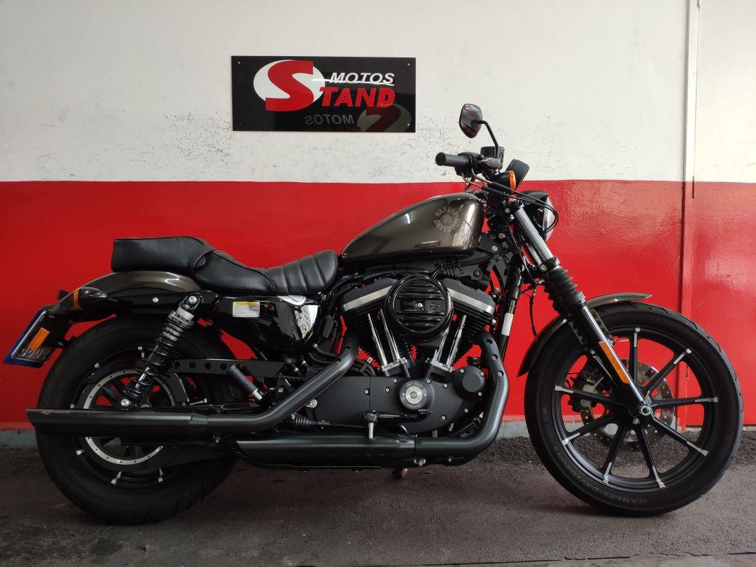 Stand Motos Harley Davidson Sportster Xl 883 N Iron Abs